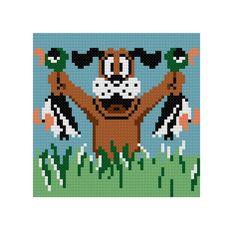 Nintendo Duck Hunt Cross Stitch Pattern by ProjectSally on Etsy