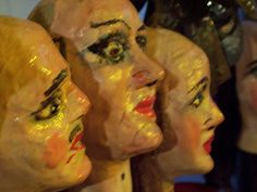 Siracusa, Museo del Piccolo teatro dei pupi by farfintadiesseresani, via Flickr #InvasioniDigitali il 23/04/2013 alle ore 16:00 Invasore: Tano Rizza