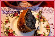 Sweet Tea and Cornbread: Blackberry Cake!