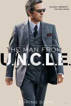 Henry Cavill + Armie Hammer Channel 1960s Style in The Man from U.N.C.L.E.
