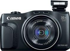 Canon PowerShot SX700 HS: Digital Photography Review