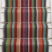 Use a vibrant colourful stair runner carpet to brighten up your hall and stairway. Multi-coloured stair runner from Roger Oates Kyoto Lantern Carpet Staircase, Hall Carpet, Rugs On Carpet, Striped Carpets, Where To Buy Carpet, Cheap Carpet Runners, Carpet Styles, Modern Carpet, Grey Carpet