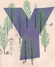 N is for Nursery School - written by Blossom Budney, illustrtaed by Vladimir Bobri (1956).
