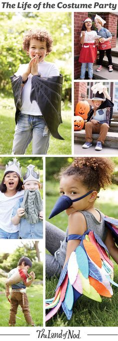 Are your kids ready for the spookiest time of the year? Our lineup of kids and baby Halloween costumes for girls and boys are bewitching essentials for parties and trick-or-treat outings.