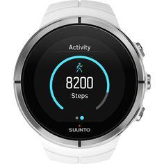 Suunto Spartan Ultra Multisport GPS Watch   White