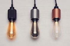 Buster + Punch LED Buster Bulbs Look Great Naked