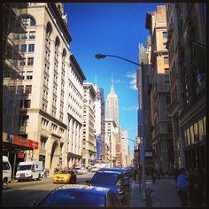 #empirestatebuilding #newyork #usa 📍🗺✈️ #traveling #vacation #visiting #traveler #trip #holiday #photooftheday #fun #travelling #tourism #tourist #lovelife #ilove