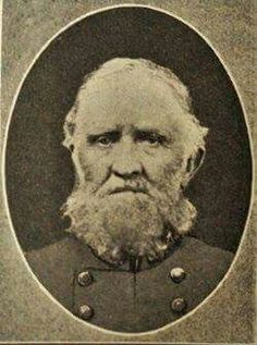 General John Wesley McElroy of the NC Home Guards