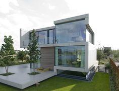 Стеклянный дом. 50 различных конструкций - Сундук идей для вашего дома - интерьеры, дома, дизайнерские вещи для дома