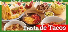 Fiesta de Tacos para celebrar y compartir- Recetas - Blogstronomy - Bistronomy by Rausch