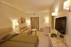 #Greece #Crete Heraklion, Beach Hotels, Crete, Wall, Furniture, Home Decor, Decoration Home, Room Decor, Walls