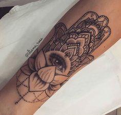 Hamsa Hand Tattoo, Hand Tattoos, Hamsa Tattoo Design, Tattoo Designs, Mehndi Designs, Sleeve Tattoos For Women, Tattoos For Guys, Calf Tattoos For Women, Piercing Tattoo