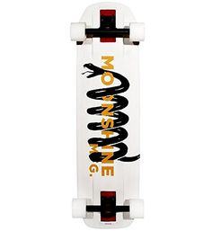 Moonshine Mfg Longboard Skateboard Rum Runner Classic Complete Downhill Freeride Board -- Be sure to check out this awesome product. This is an Amazon Affiliate links.