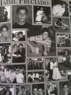 thegreatmeowski: Don't change the source this is from my yearbook so have some pictures of young Jaime