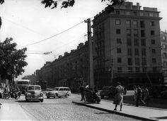 Unitas a okolie kedysi - fotogaléria - bratislava. Bratislava, Roman, Nostalgia, Street View, City, Times, Retro, Wallpaper, Fotografia