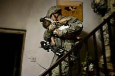 """It's 10 long years since the American invasion of Iraq. Here's a brief look into photographer Franco Pagetti's series """"Flashback Iraq"""" which tells the story of the start of the war until 2008. Though some of the images are hard to view, Pagetti's focus was—and is a constant in his work—on the people. http://slate.me/145LZ7s"""