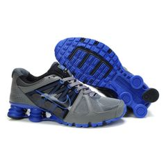 fbc1a62a65d www.asneakers4u.com 442161 056 Nike Shox Agent Black Blue J01012 ...