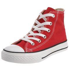 Kleidung, Schuhe & Accessoires Converse Kleinkinder Kinder All Star Mädchen Grau Leinen M Top Sneakers Größe 6c