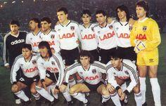 Colo Colo campeón Copa Libertadores de América 1991