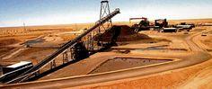 Copper mine in Queensland