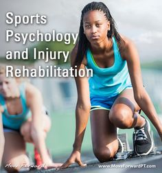 For athletes who have suffered an injury, return to play may depend on how well they tackle head games.  That's the focus of the latest Move Forward Radio podcast, which examines the psychological toll of sports injuries and its potential effect on an athlete's return to play. The podcast was recorded in light of recent studies indicating that fear of reinjury is common among athletes with anterior cruciate ligament (ACL) tears who don't return to their sport.