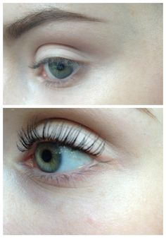 LVL Lash Lift... Love love love this. It's a must if you are a lash curler.