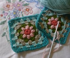 Teacups and Tiskets: Super Excited - Meet Fi's Flowery Granny!