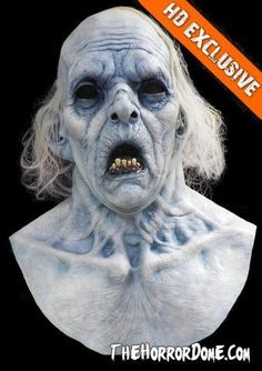 Take your haunt game to the next level with the Male Apparition Collector Halloween mask from The Horror Dome. Discover a frightening new character today. Family Halloween Costumes, Halloween Masks, Scary Halloween, Halloween Ideas, Halloween 2017, Halloween Projects, Halloween Stuff, Adult Costumes, Halloween Decorations