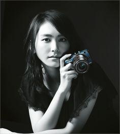 licoricewall:  新垣結衣 (Yui Aragaki): New catalog for Canon EOS M2