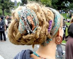 I want just a giant pile of tangles dreads