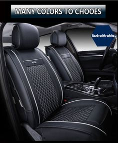 universal size car cushion pad fit for most cars single summer cool seat cushion four seasons general surrounded car seat cover #Affiliate