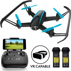HD Drone with Camera – RC Camera Drones for Kids & Pros - Dragonfly Drone with Camera Live Video, Altitude Hold & Wi-Fi FPV - Easy to Fly Quadcopter Drones for Beginners Small Drone With Camera, Mini Camera, Dragonfly Drone, Pilot, Small Drones, Cool Tech Gifts, Awesome Gifts, New Drone, Drone Diy