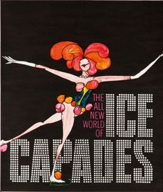 By Tomi Ungerer, The all new world of Ice Capades.