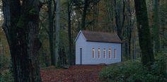 Robert Wilson - A House for Edwin Denby - Wanås skulpturpark, 2000
