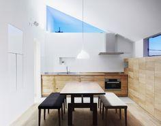 ダイニング・キッチン(東側を見る)|HouseNote(ハウスノート)