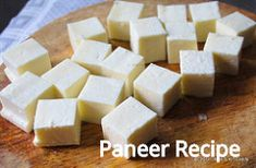 How to make Paneer at Home in Hindi? Step-By-Step Photo