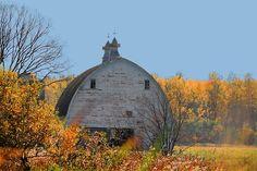 Old Framed Barn