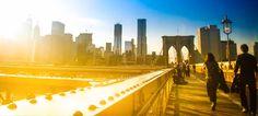 Video : Stunning vistas of Manhattan.