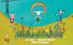 Hemeltjelief festival 29 mei. NDSM Werf Amsterdam http://www.hemeltjelieffestival.nl/