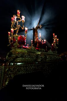 Cristo de La Salud de San Bernardo. - Fotografía. Daniel Salvador-Almeida