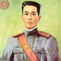 Emilio Aguinaldo was a Filipino nationalist that led revolutionaries to fight for their independence.  Went up against one of the strongest military forces in the world:  the United States of America.
