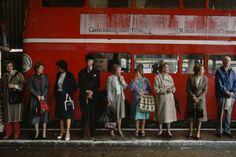 Harry Gruyaert, London, UK, 1983