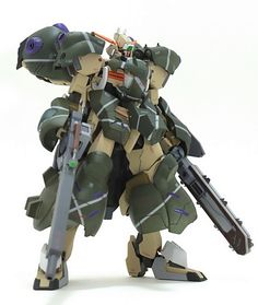 GUNDAM GUY: HG 1/144 Gundam Gusion Rebake - Customized Build