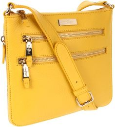 Cole Haan Women's Village crossbody - I'll take one of these please.