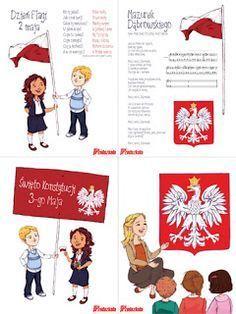 """MY LIFE, MY PASSION, MY CHOICE..."": Polska - Moja Ojczyzna Summer Activities For Kids, Games For Kids, Art For Kids, Early Education, Kids Education, Learn Polish, Poland History, Polish Language, Thanksgiving Crafts"