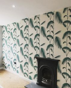"""Wallpaperdirect on Instagram  """"We love love love this Cole   Sons wallpaper  design too. Thanks for letting us share  mrswpics Regram  The Windemere  project ... 9a56f76e99"""