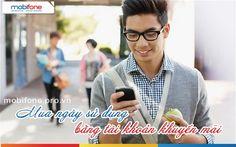 Cách mua ngày sử dụng sim Mobifone bằng tkkm