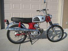 1969 honda cl90 - Bing Images