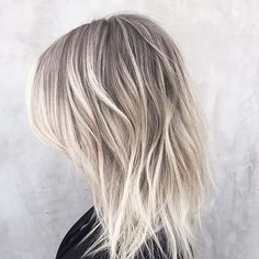 Wisps of white to our delight. #T3Inspo via @morganashley901