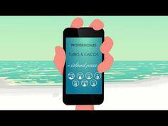 Island Pass Mobile App. Animated Video - Portfolio.  From #2D & #3D #PromotionalVideos, #ExplainerVideos, #CorporateVideos, #TutorialVideos, #InfographicVideos provider.